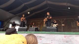 """JOHNNYSWIM - """"Annie"""" - Jazzfest (4/29/17)"""