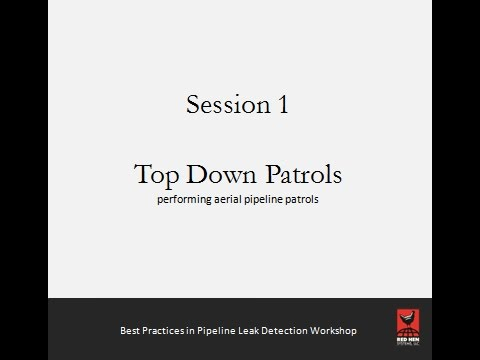 Session 1 | Best Practices in Pipeline Leak Detection Workshop - Loveland, CO
