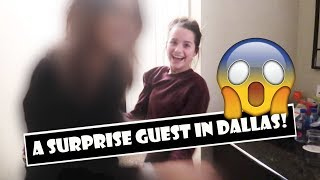 A Surprise Guest In Dallas 😱 (WK 373.2) | Bratayley