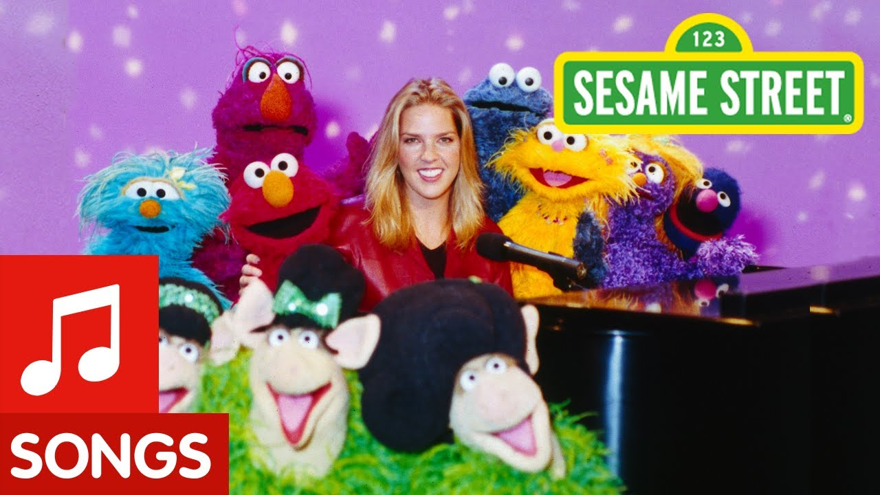 Sesame Street: Diana Krall Sings Everybody's Song - YouTube