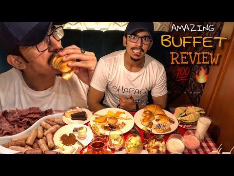 WOW BEST BUFFET IN MULTAN SERVING 50+ ITEMS IN $11 - 4 STAR HOTEL REVIEW IN MULTAN PAKISTAN.