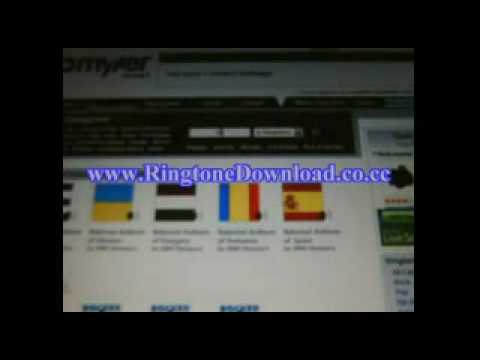 Free Ringtones On My Samsung Instinct + Myxer