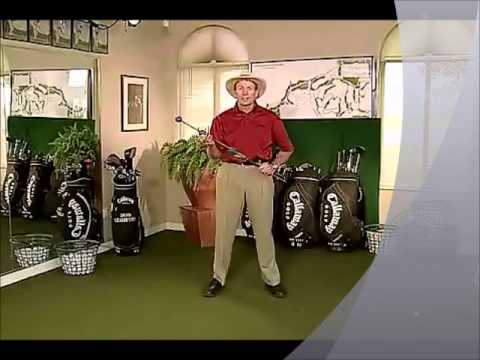 Free golf instruction video