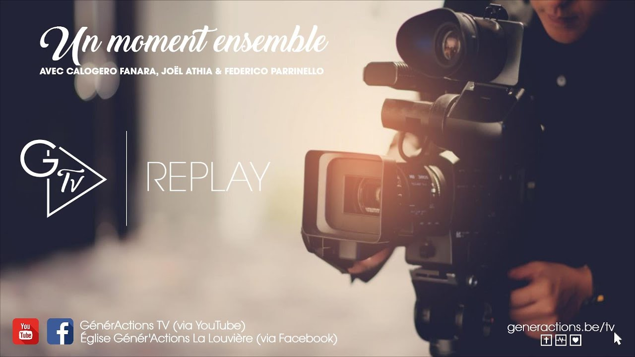 REPLAY | Un moment ensemble (1)