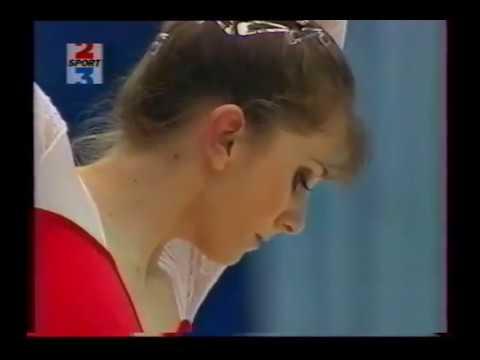 Eva SERRANO (FRA) clubs - 1996 Corbeil