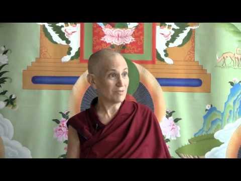 12 The Benefits of Reciting Verses - White Tara Retreat - 12-23-10 BBCorner