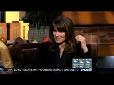 Lucy Lawless 19 January 2011 NY PIX Morning