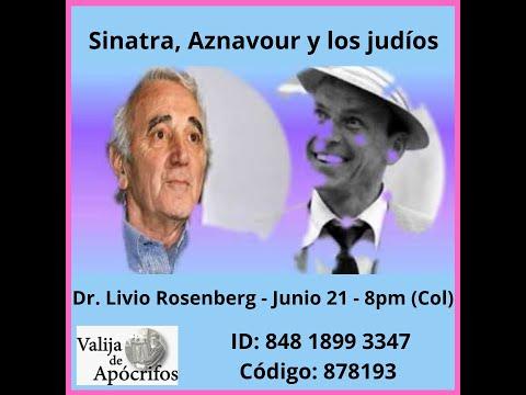 VIDEO: Sinatra, Aznavour y los judíos.