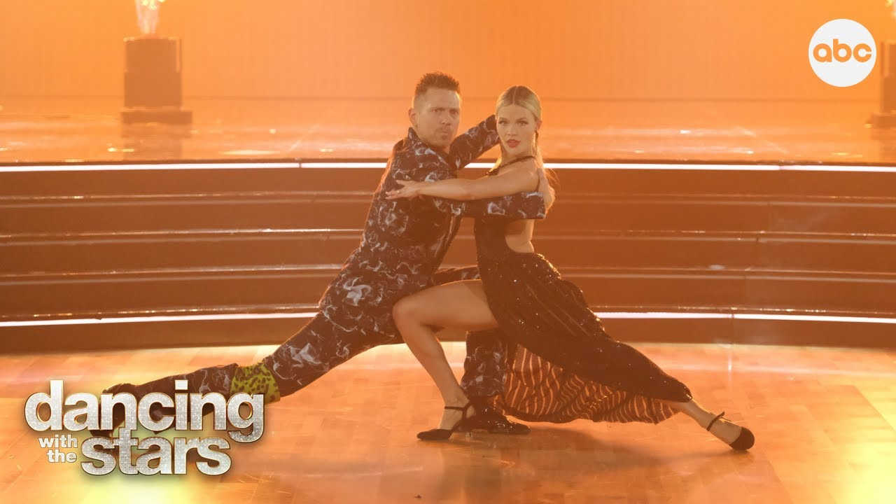 Video of The Miz Dancing On Dancing With The Stars