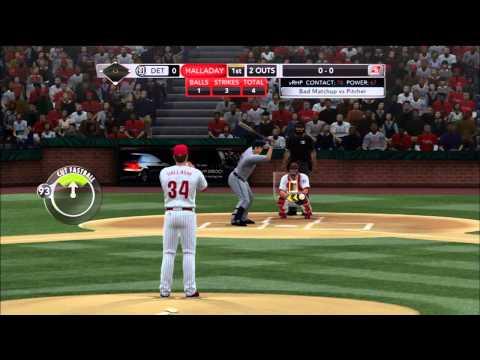 Major League Baseball 2K11 Gameplay Demo (PS3, Xbox 360)