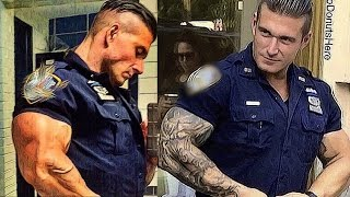 Police Muscle  2017- CRAZY PHYSIQUES
