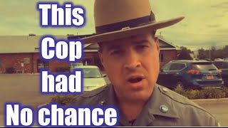 Best of cops getting owned 🔵🔴schooled Compilation