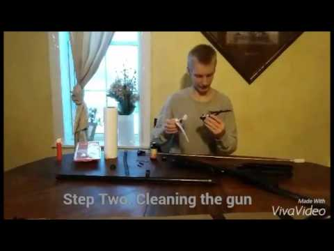 How to clean a Remington 870 Express