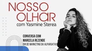 "Yasmine Sterea entrevista Marcela Rezende – ""Fui contratada grávida"""