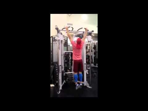 Speedball Fitness Gym Workout by Steve Feinberg