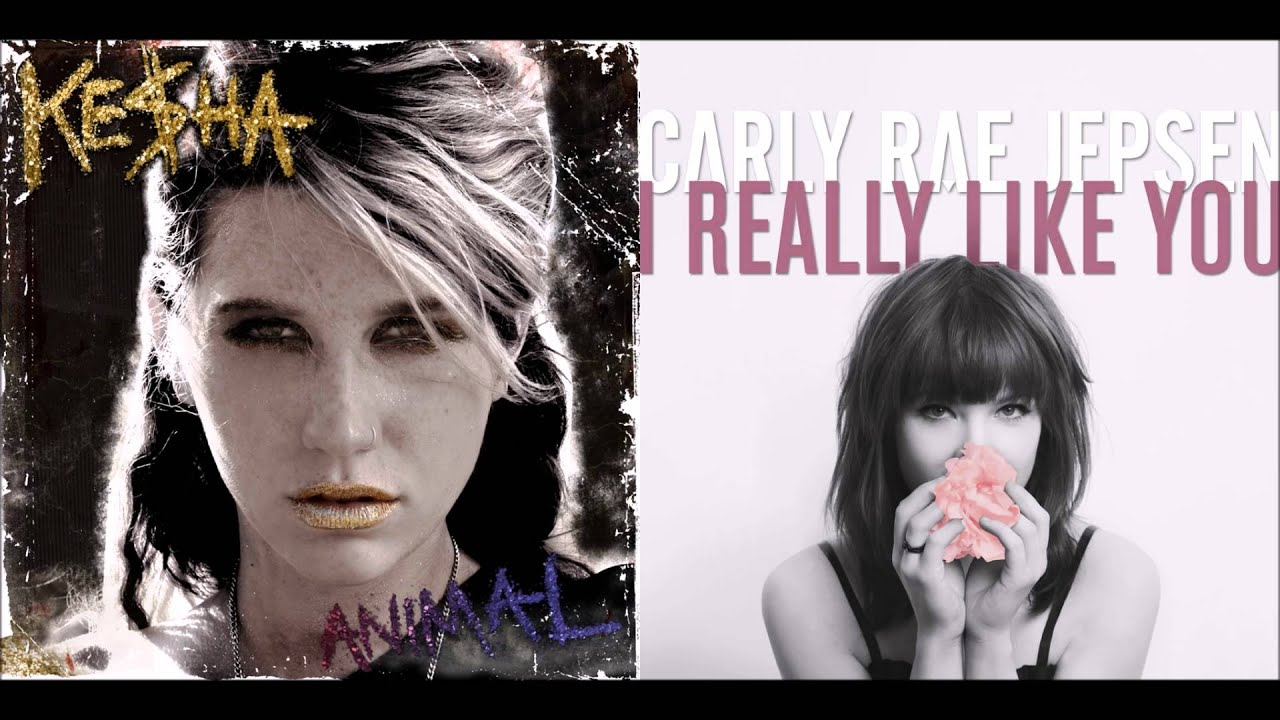 I Really Like to ToK - Ke$ha vs. Carly Rae Jepsen (Mashup)