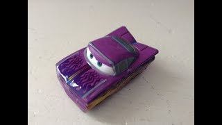 Disney Cars Mini Racers Ramone Review
