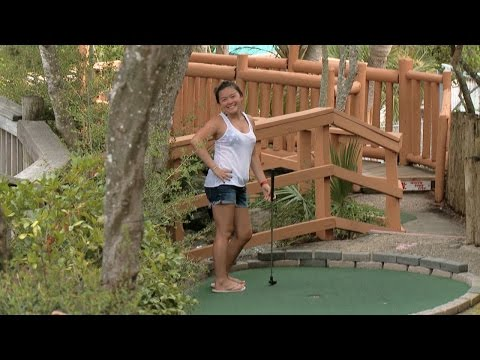 Gosselin Girls, Golf Superstars? | Kate Plus 8