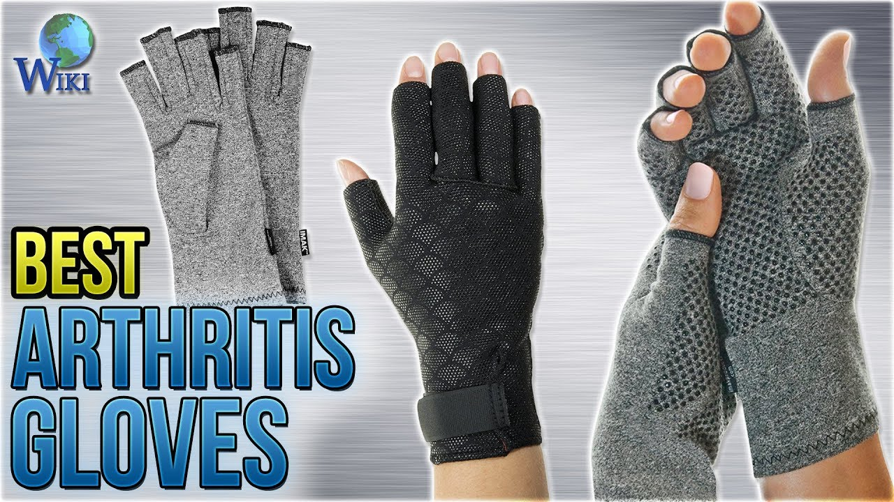 8 Best Arthritis Gloves 2018 Youtube