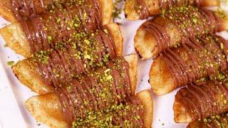 قطايف باونتي - مطبخ منال العالم