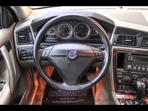 Mark Wilsons Better Used Cars - 2007 Volvo S60 2.5T AWD SUNROOF ...
