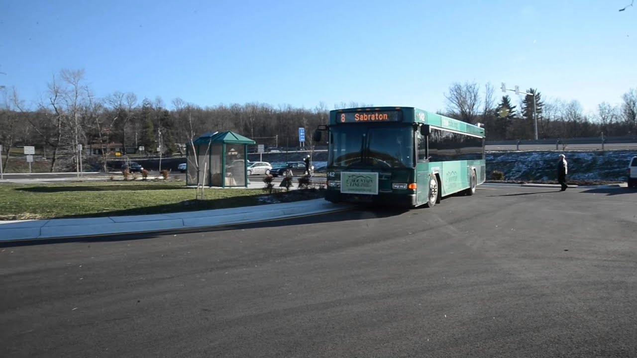 Mountain Line opens new Cheat Lake Park and Ride facility 1-5-2016 ...