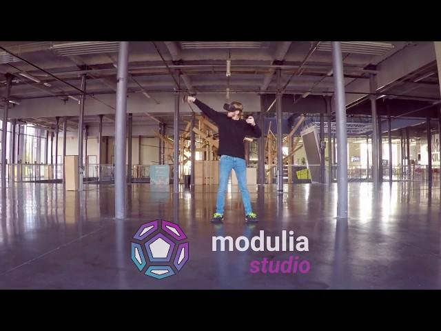 Modulia Studio | Coming to the Oculus Quest
