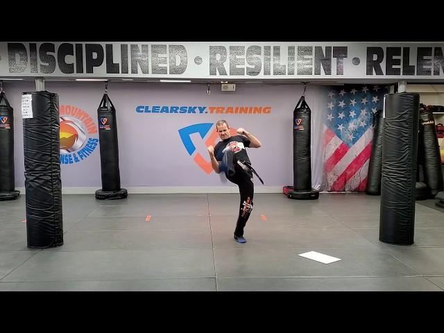 Krav Maga Workout 100's & Failures RMSDF