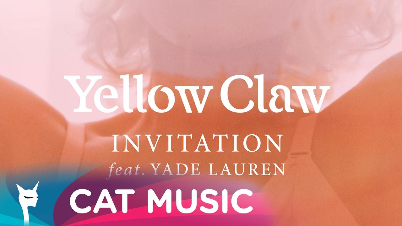 Yellow claw feat yade lauren invitation official video youtube yellow claw feat yade lauren invitation official video stopboris Image collections
