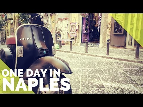 THINGS TO DO IN NAPLES - ONE DAY IN NAPOLI, ITALY 2017 | FIRST WORLD TRAVELLER