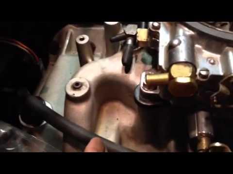 amc 304 manifold vacuum hookup