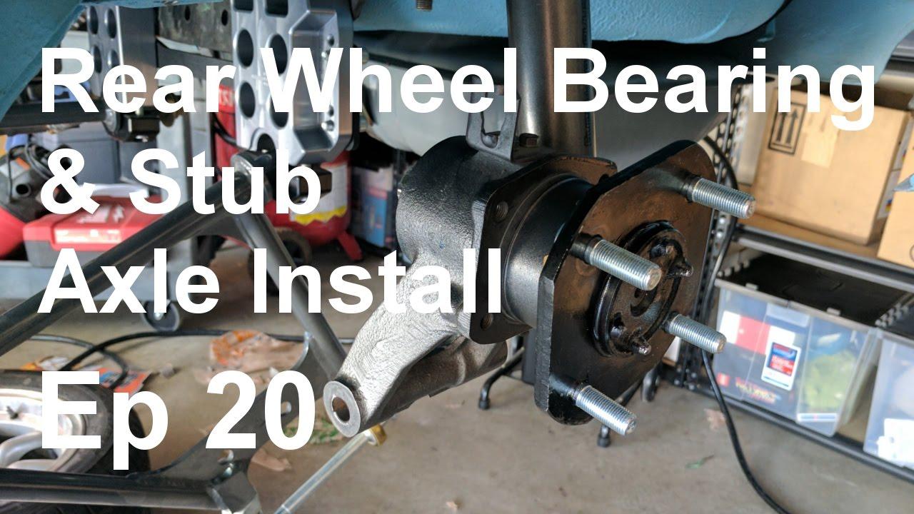 Datsun 240z Build - Episode 20