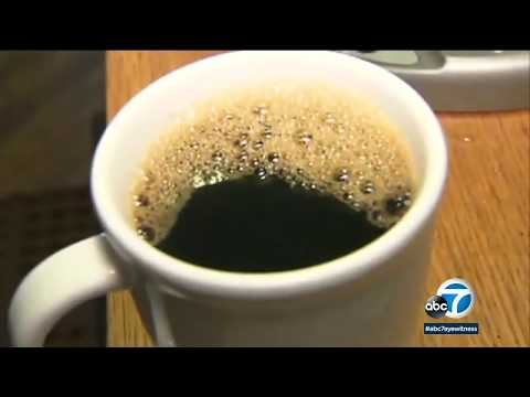 California LAW Requires Warning Coffee May Cause Cancer