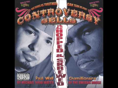 True (Chopped And Screwed) - Chamillionaire , Paul Wall , Lil Flip