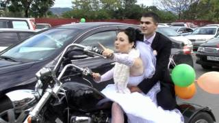 Свадьба в Находке Приморский край свадебный фильм
