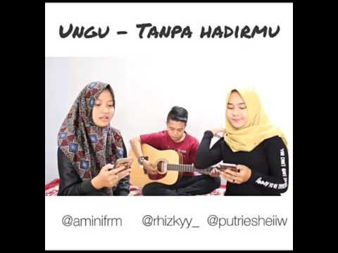 Cover UNGU - TANPA HADIRMU by Farma-Rhizky-Putri