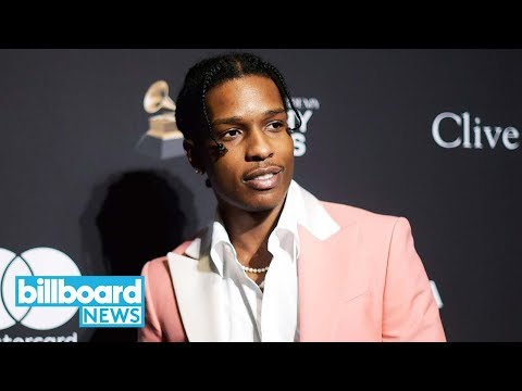 A$AP Rocky Reportedly Being Held in Inhumane Conditions in Swedish Jail   Billboard News