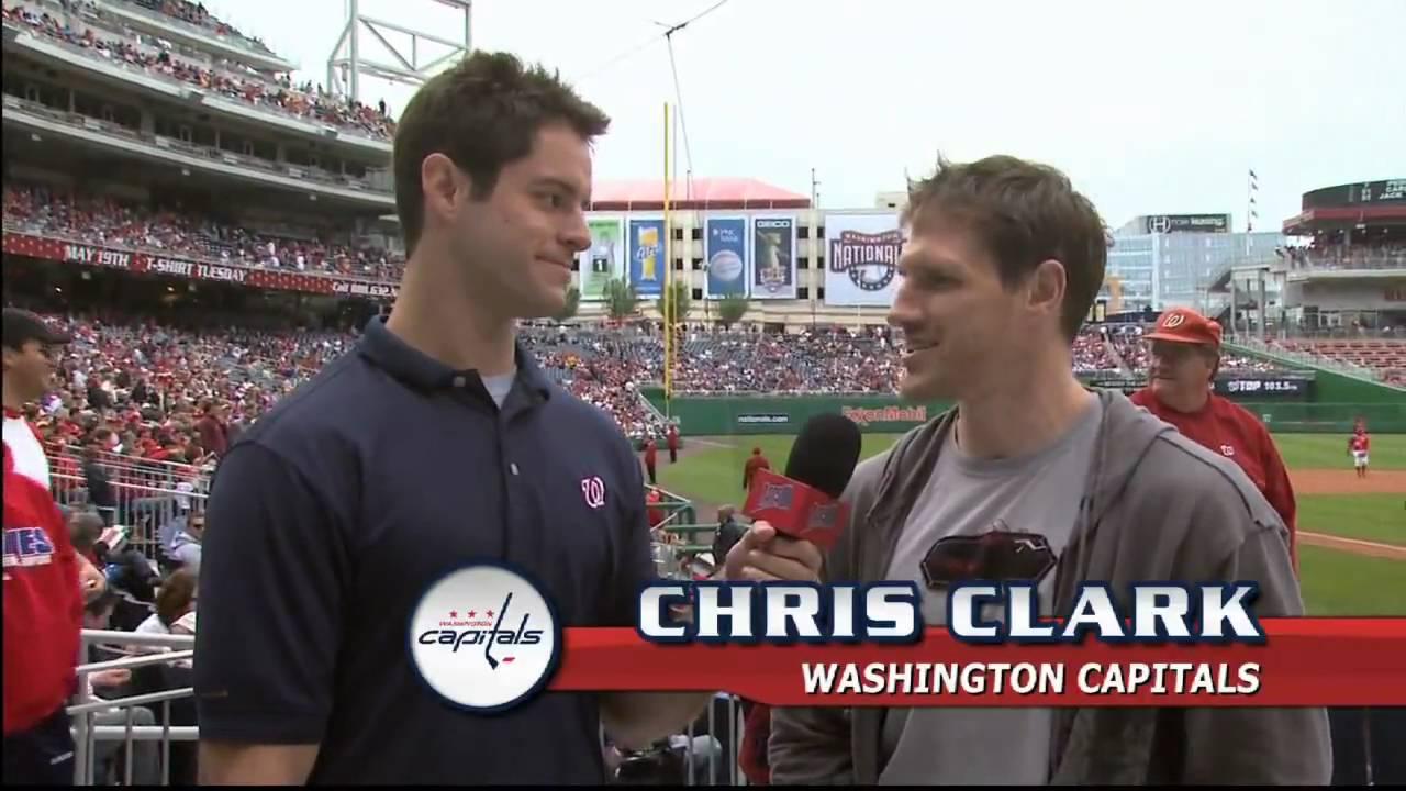 Chris Clark Washington Capitals.mp4 - YouTube 4d160a572945