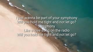 Gambar cover Lirik lagu shamphony