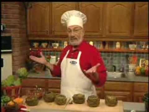 Mr. Food  Artichoke Chili