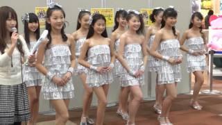 2012.02.19.イオン泉大沢にて、仙台・ローカルアイドルユニット 『みち...
