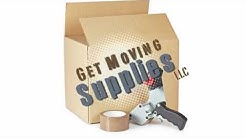Moving Boxes Brooklyn NY - GET MOVING SUPPLIES, LLC