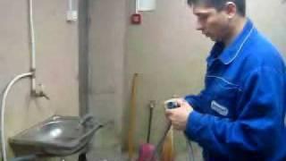 Установка стиральной машины. Видео инструкция(www.domostroy.com Интернет магазин бытовой техники., 2009-12-22T07:40:41.000Z)