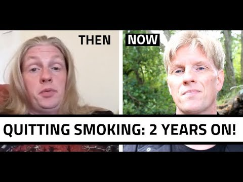 2 Years Since Quitting Smoking... And I'm Just Getting Started!