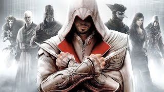 Assassin's Creed Brotherhood [игрофильм]
