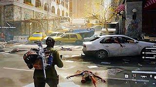 WORLD WAR Z Gameplay Demo (2019)