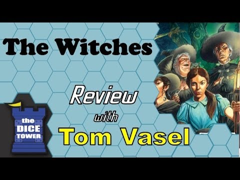 The Witches Review - with Tom Vasel