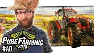 Pure Farming 2018 #1 - White Gold