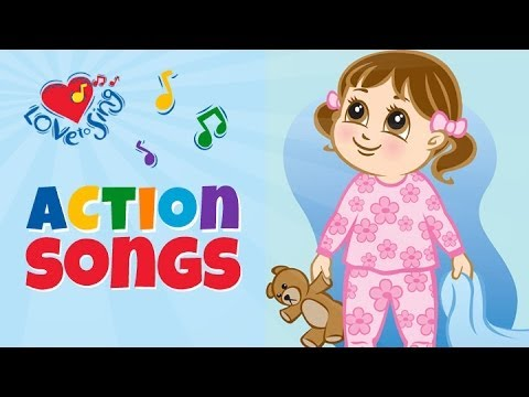 Good Morning Song Kids Nursery Rhyme Children Love To Sing Songs