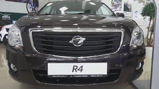 2017 Ravon R4. Обзор (интерьер, экстерьер, двигатель).